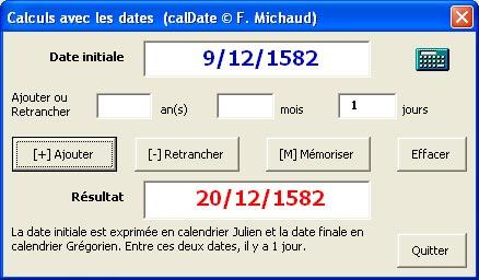 Calendrier Revolutionnaire Conversion.Geneamichaud Rubrique Telechargements Addin Macro